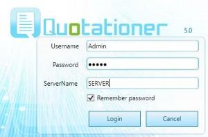 Quotationer-client-server